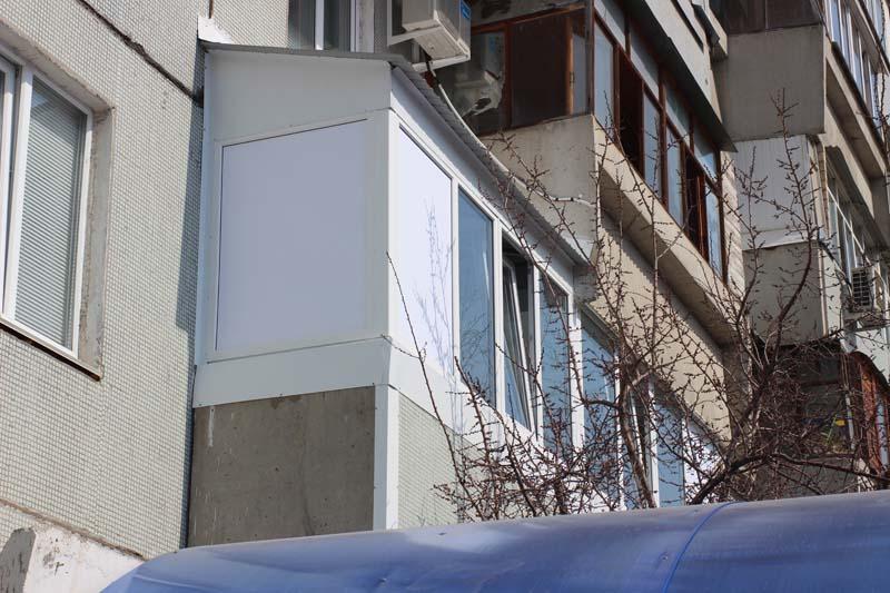 Остекление балконов и лоджий пластиковые окна в тольятти, ко.